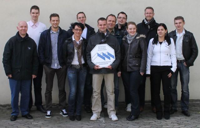 Vorbereitungslehrgang auf die Meisterprüfung 2011 / 2012