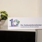 10 Jahre Landesinnung Niedersachsen des Gebaudereiniger-Handwerks