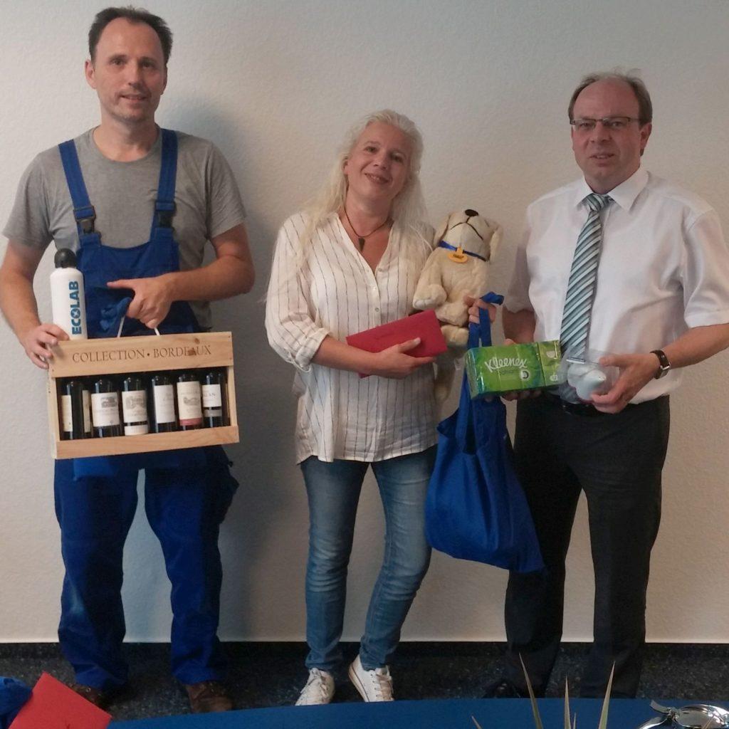 GSDF 02 08 2016 Preise an Sieger quad