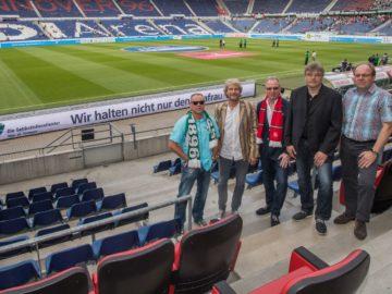 Stadion bannerwerbung – Tegtmeier